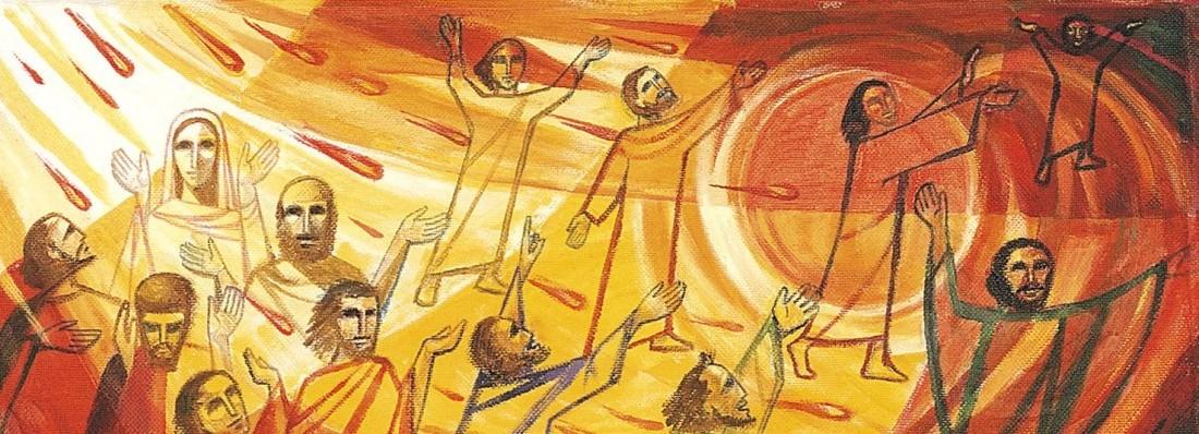 May 23rd Service – Pentecost