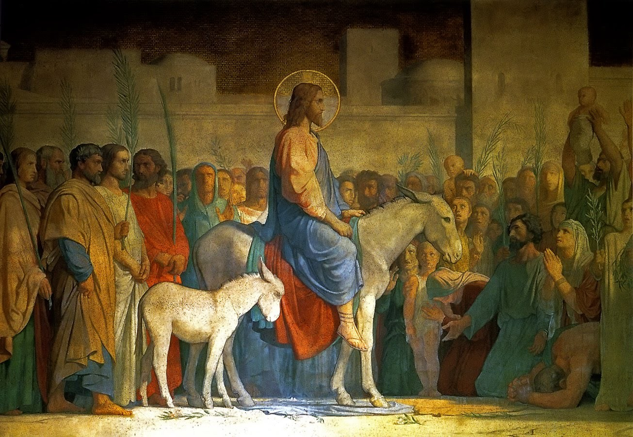 March 28th Service – Palm Sunday